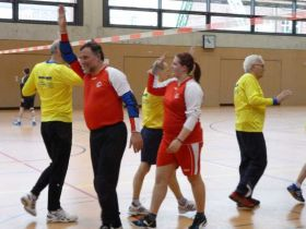 LTV-Faustball Turnier am 15.4.2012