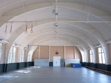 Turnhalle am Hedtberg